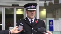 Assistant Chief Constable Stuart Cundy