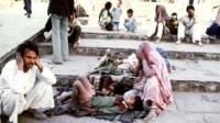 Bhopal victims waiting for treatment