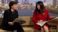 The Andrew Marr Show Paper Review