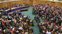 Female bishop vote