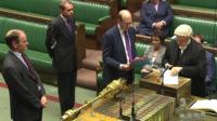 Mark Reckless is sworn in as the new MP for the UK Independence Party