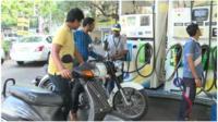 Indian filling station