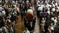 Funeral of Phillip Hughes