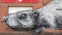 Artwork by ROA