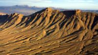 File photo of the desert in Morocco