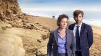 David Tennant and Olivia Colman in Broadchurch