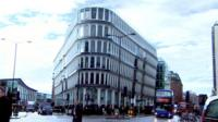 Newly protected London office block
