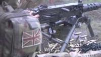Troops in Iraq