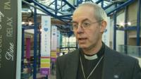 The Most Reverend Justin Welby, Archbishop of Canterbury