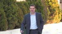 Greek PM, Alexis Tsipras