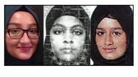 Shamima Begum, Amira Abase, and Kadiza Sultana