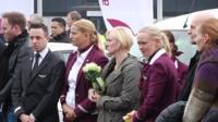 Staff at Germanwings