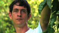 Helton Josué Teodoro Muniz, 33, is one of the world's great rare fruit collectors.