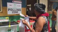 Millions of Nigerians voting in closely fought poll