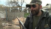 Ukraine rebel
