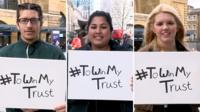 Young people tell Newsbeat what they want from politicians
