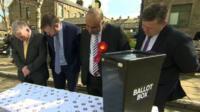 Barnoldswick candidates