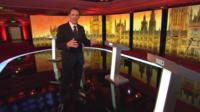 Ross Hawkins on BBC leaders' debate set