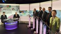 Daily Politics debate on Health