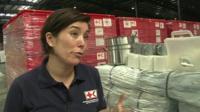 Red Cross spokesperson