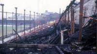 Bradford City fire disaster remembered 30 years on