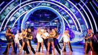 Strictly Come Dancing final dancers