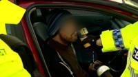 Driver breathalysed