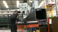 Bridgend aerospace firm TBD