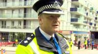 Chief Supt Michael Gallagher, Met Police Borough Commander for Brent