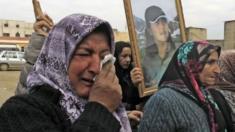 #بارين_كوباني: جسد امرأة لخص بشاعة الحرب في سوريا