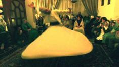 محبو جلال الدين الرومي في لبنان يحيون ذكرى وفاته بسرية