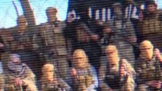 صورة لمسلحين من تنظيم الدولة الإسلامية