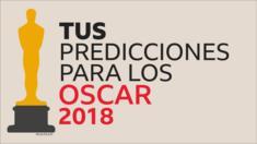 Tus predicciones para los Oscar 2018
