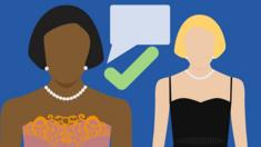 El test de Bechdel pone a prueba cómo aparecen las mujeres en el cine.