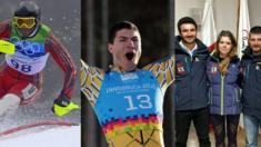 الرياضيون العرب المشاركون في الأولمبياد الشتوي