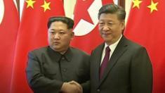بعد أيام من التخمينات تأكد خبر زيارة الزعيم الكوري الشمالي كيم جونغ اون إلى الصين. إنها أول زيارة خارجية (يعلن عنها) يقوم بها الزعيم الكوري منذ توليه الحكم عام 2011.