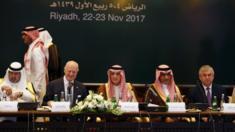 اجتماع المعارضة في السعودية يهدف إلى تشكيل وفد موحد لحضور مؤتمر جنيف