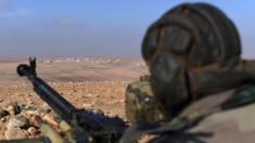 جندي في سوريا