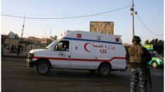 في اعقاب التفجير المزدوج في بغداد تصدر هاشتاغ #بغداد لائحة الهشتاغات الأكثر تداولا في العراق ولبنان والاردن والامارات.