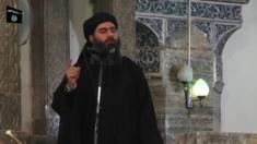 أبو بكر البغدادي يعلن من مدينة الموصل ما سماها دولة الخلاقة