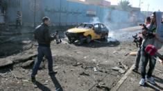 أرشيف تفجير سيارة مفخخة في كركوك