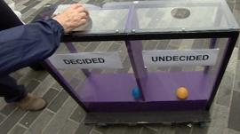 Daily Politics mood box