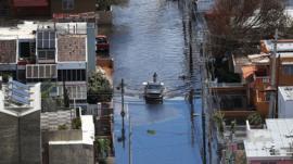 Puerto Rico is suffering mass devastation following Hurricane Maria.
