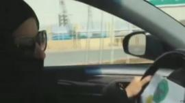 Women vow to defy the driving ban in Saudi Arabia.