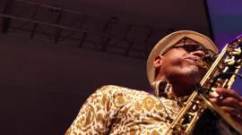 Nigeria's jazz music