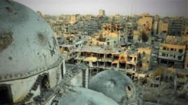 حمص القديمة