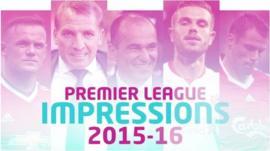 Premier League graphic