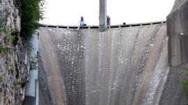 Dam in Zirovnica