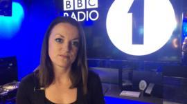 Radio 1 Newsbeat music reporter Sinead Garvan