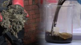 Turning fatbergs into fuel